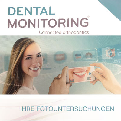 DENTAL MONITORING™ Patientenfoto